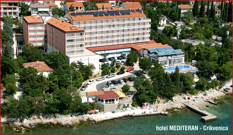 Hotel Mediteran-Crikvenica