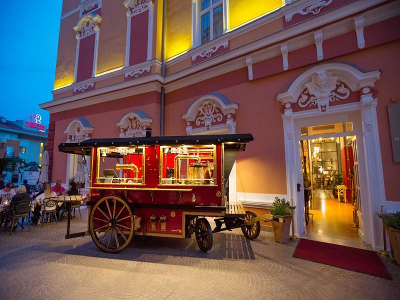 Gastrowelt Milenij Opatija