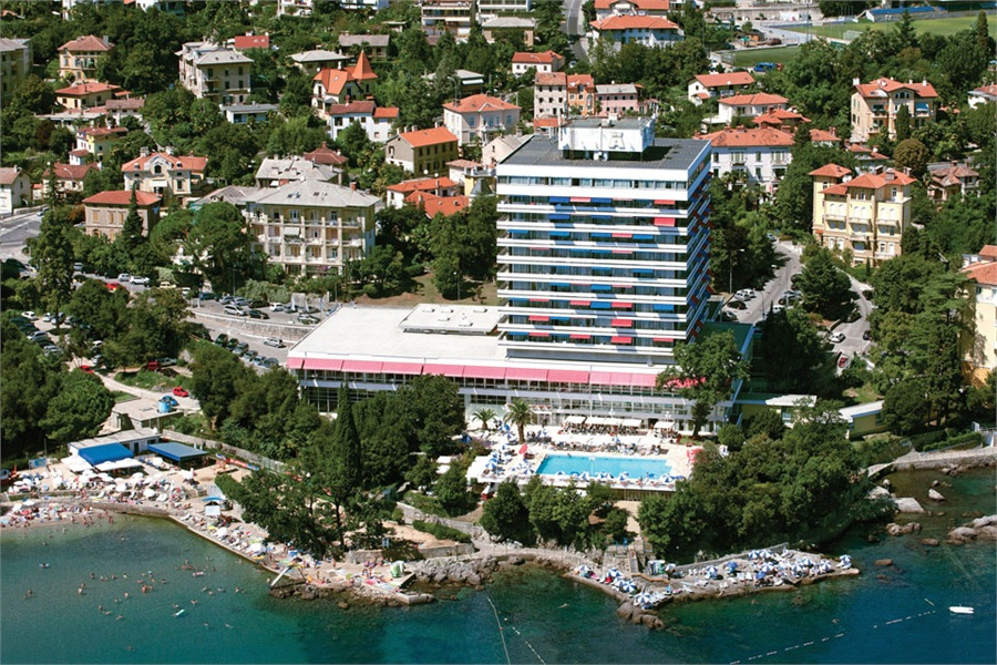 Hotel Ambasador - Opatija | Via Mea Travel