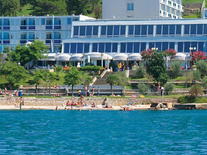 Hotel Plavi Plava Laguna - Poreč