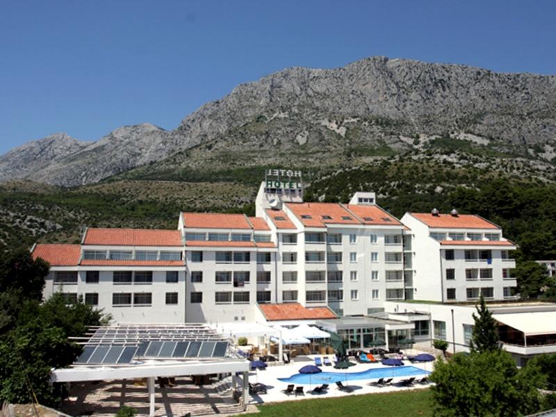Hotel Quercus Drvenik