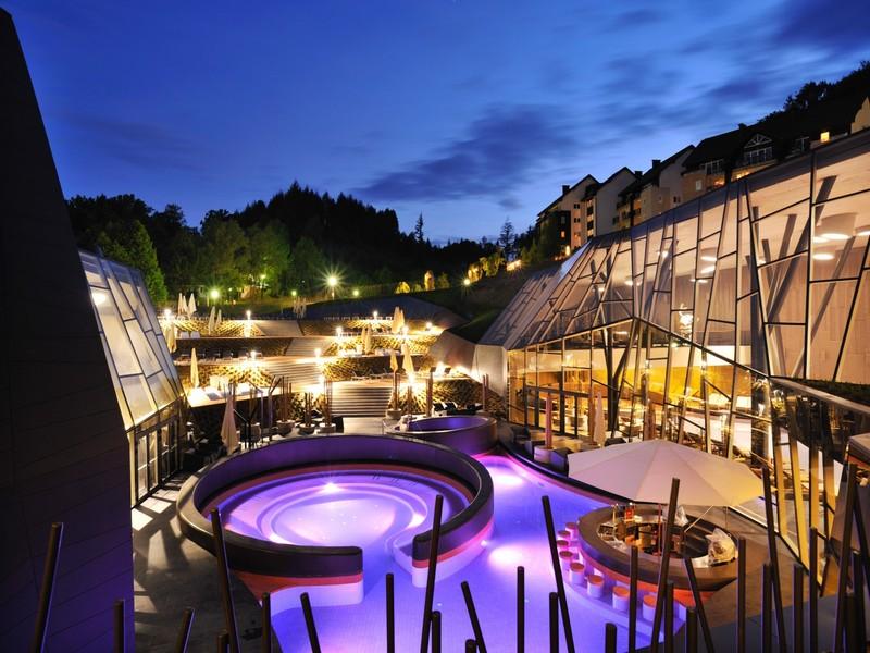 Terme olimia slowenien das land der m rchen und phantasie for Design hotel slowenien