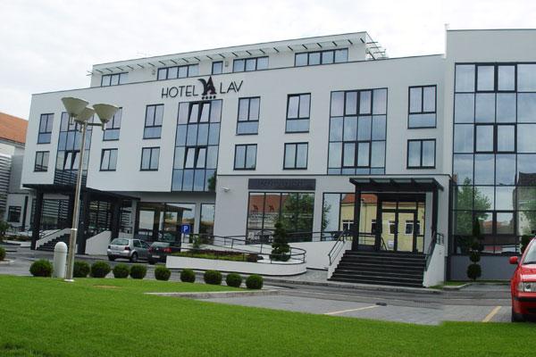 Hotel Lav - Vukovar