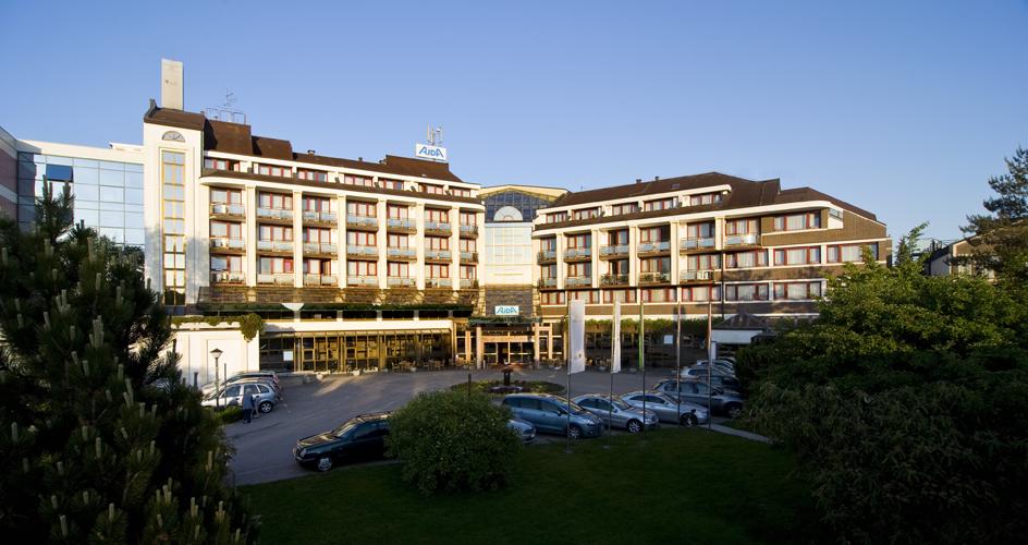 Hotel Ajda-Moravske toplice