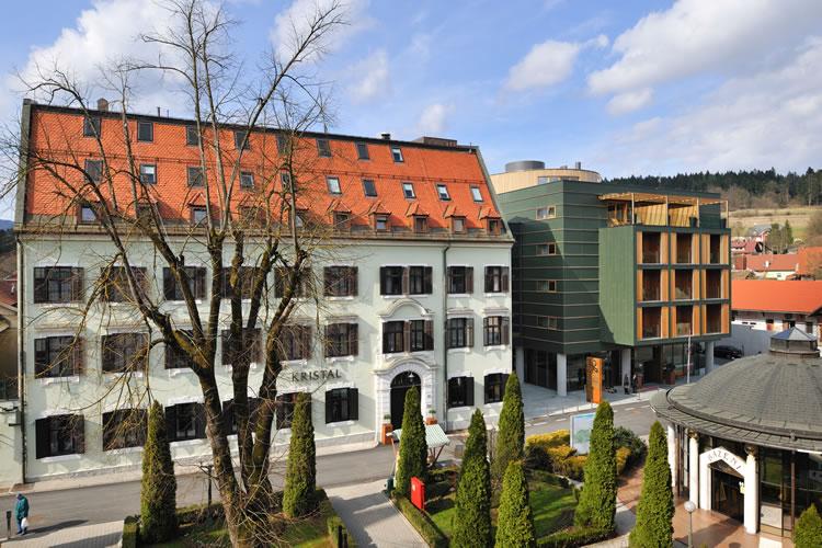 Hotel Kristal - Dolenjske toplice