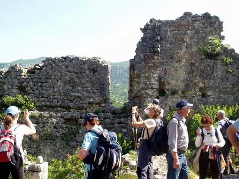 Hiking-Gradina