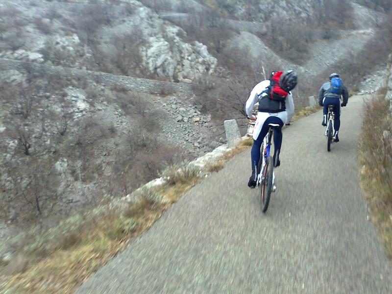 Vinodol by bike