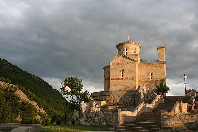 Ostrog – Skadarsko jezero