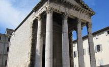 Sulle tracce degli antichi romani