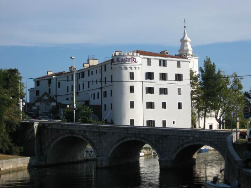 Fürsten Frankopanen Kloster