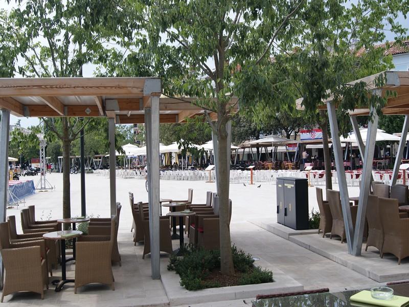 Trg Stjepana Radica-city centre