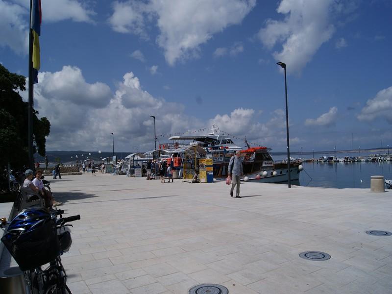Crikvenica port
