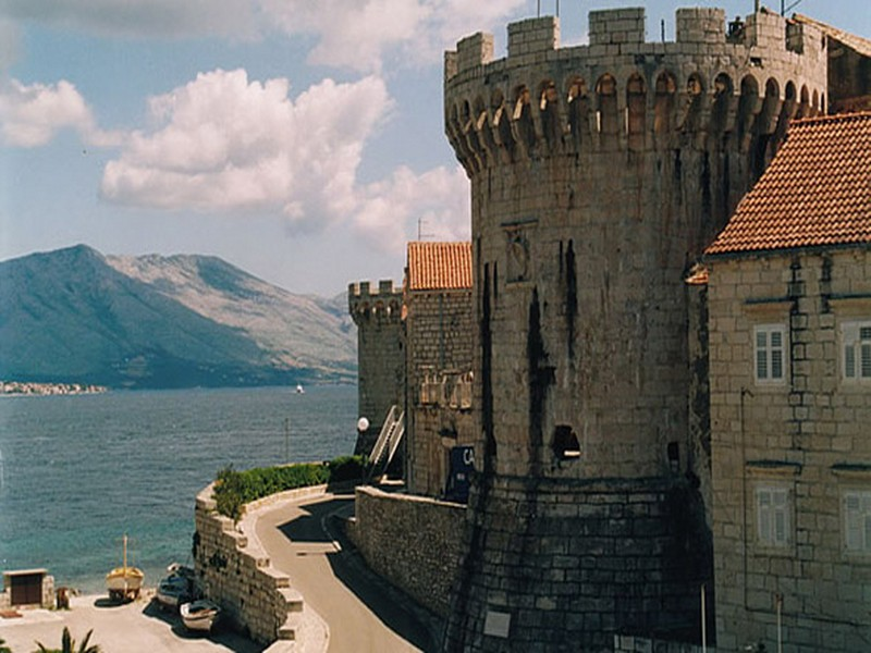 Otok Marca Pola - Korčula