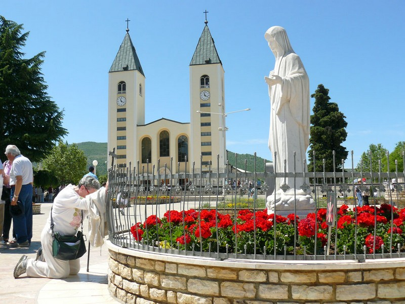 Međugorje - where Mary's been appearing