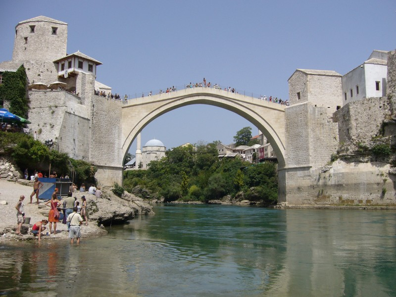 Mostar - the Jewel of Herzegovina