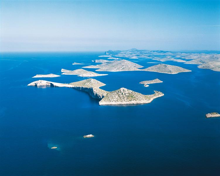 Kornati- islands of stars, tears and divine breath