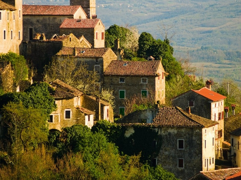 The little cities of Istria