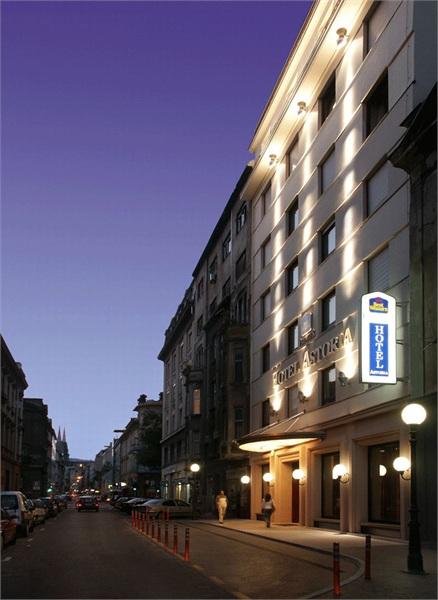 Best Western Premier Hotel Astoria Zagreb