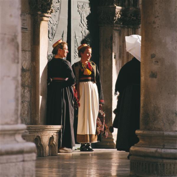 Dubrovnik folklor