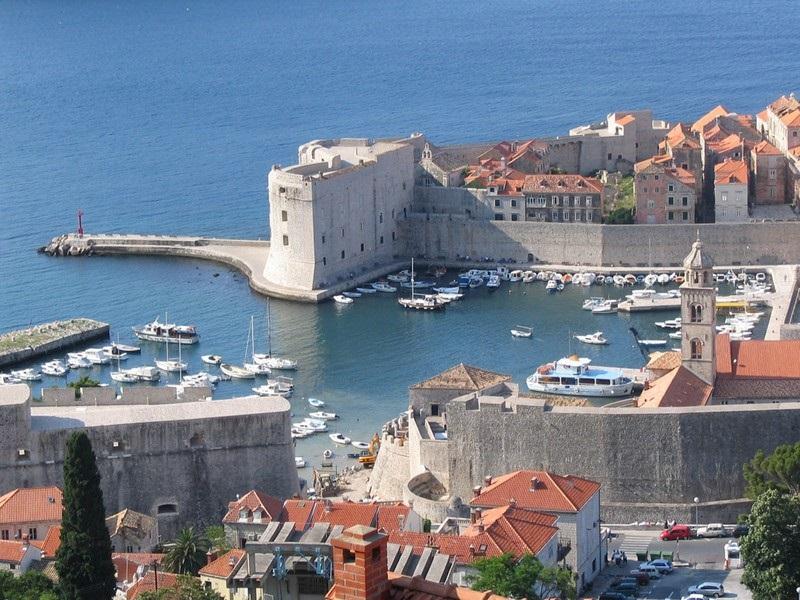 Dubrovnik hafe