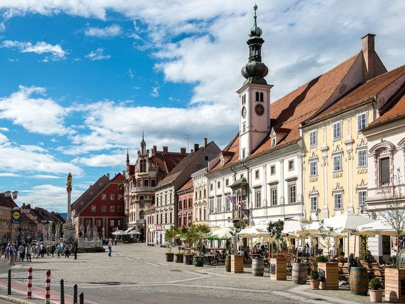 Maribor, www.slovenia.info, foto: Nikola Jurišič
