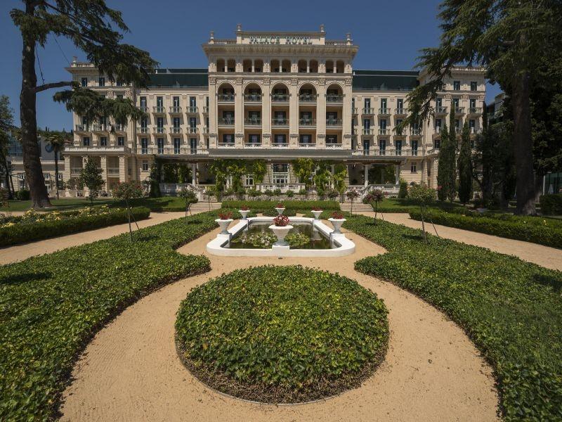 Portorož, www.slovenia.info, foto: Kempinski Palace hotel Portorož