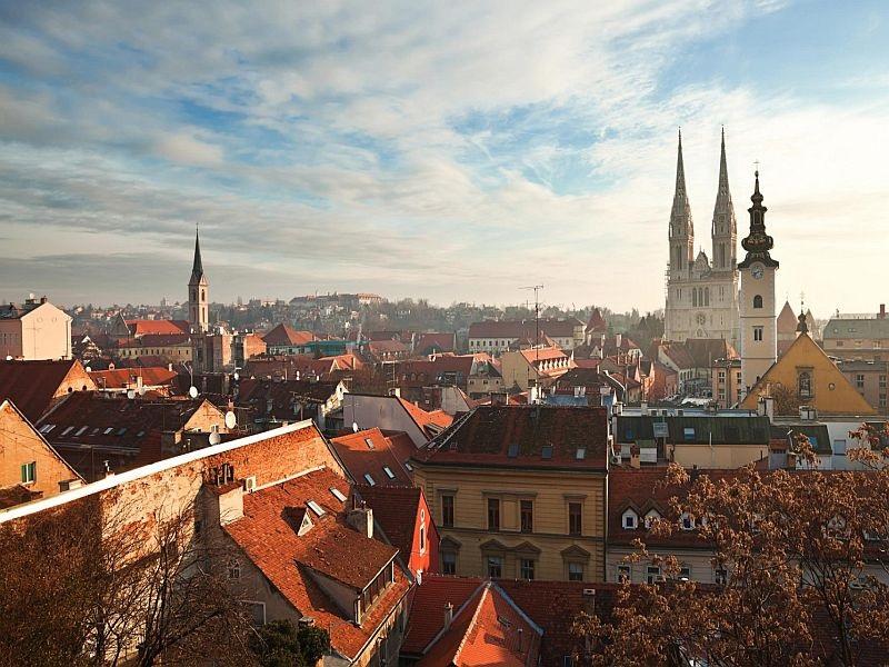 Metropole Kroatiens:Zagreb
