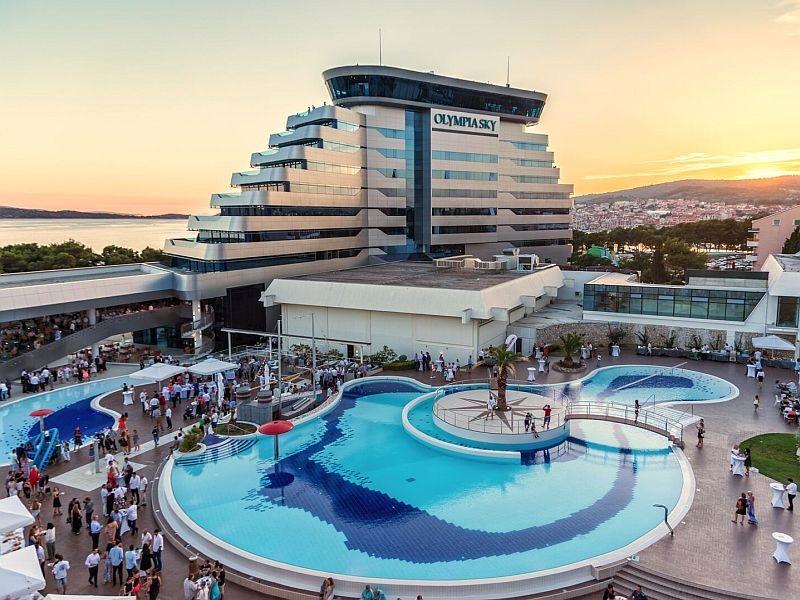 Olympia Sky Hotel-Vodice