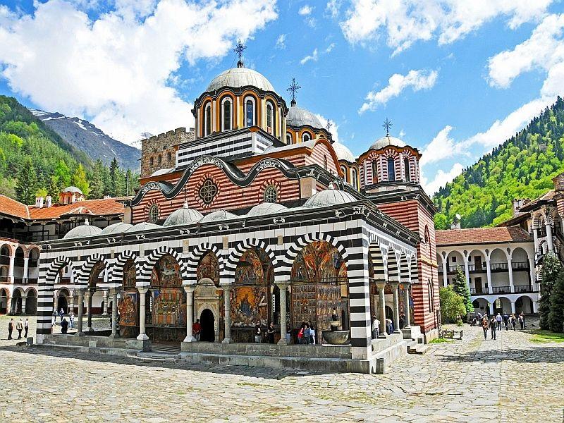 Sternreise Serbien Bulgarien Mazedonien