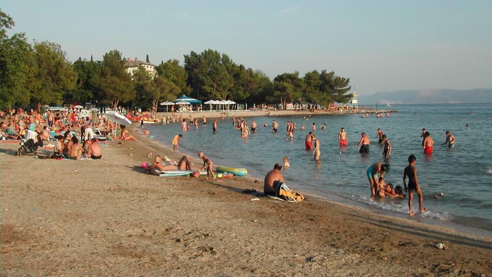 Crikvenica   strand