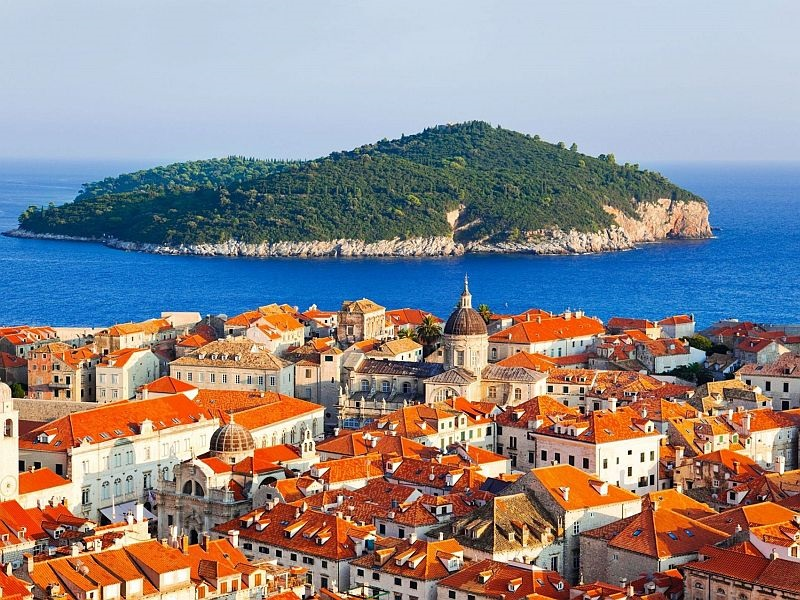 Dubrovnik-the pearl of Adriatic