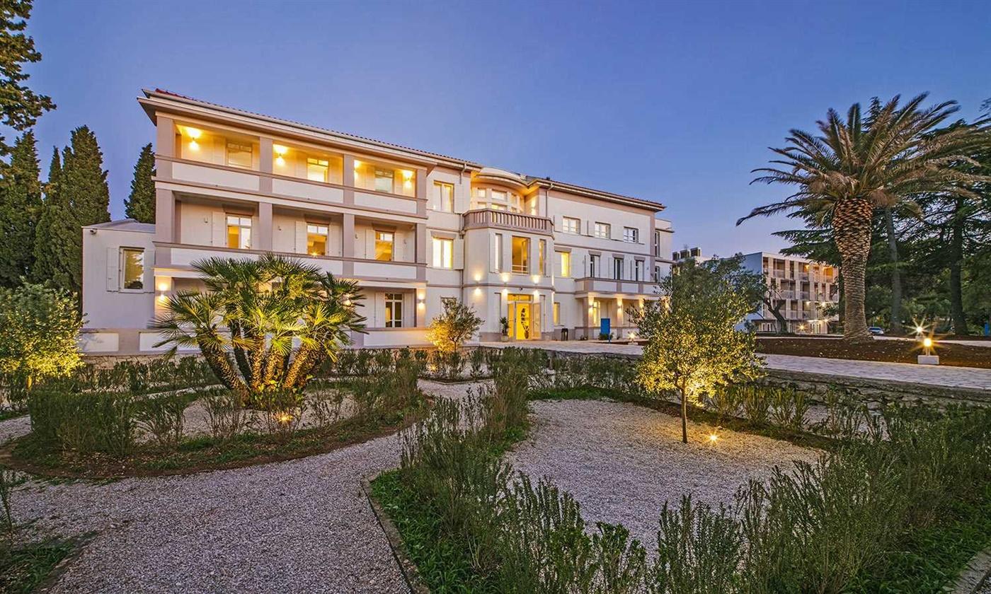 Aminess Port9 Hotel