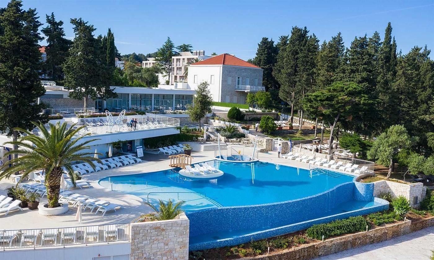 Aminess Port9 Hotel - Korčula