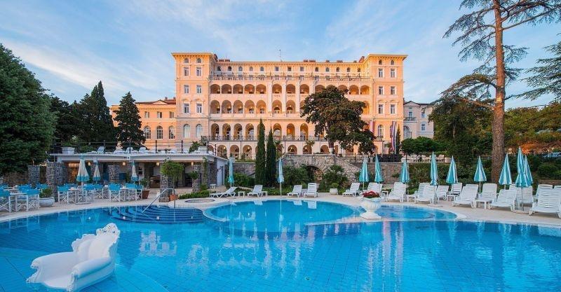 Hotel Kvarner Palace - Crikvenica