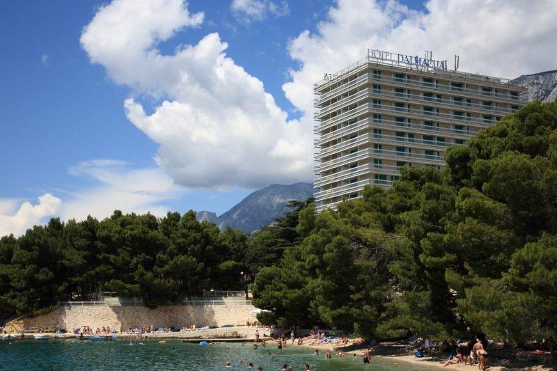 Dalmacija Sunny Hotel by Valamar - Makarska