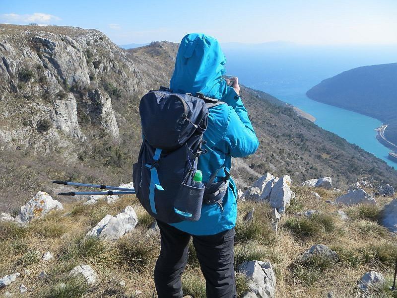 Wandern istrien limfjord