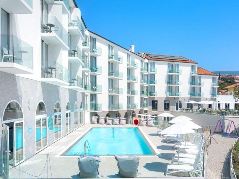 Hotel Lišanj - Novi Vinodolski