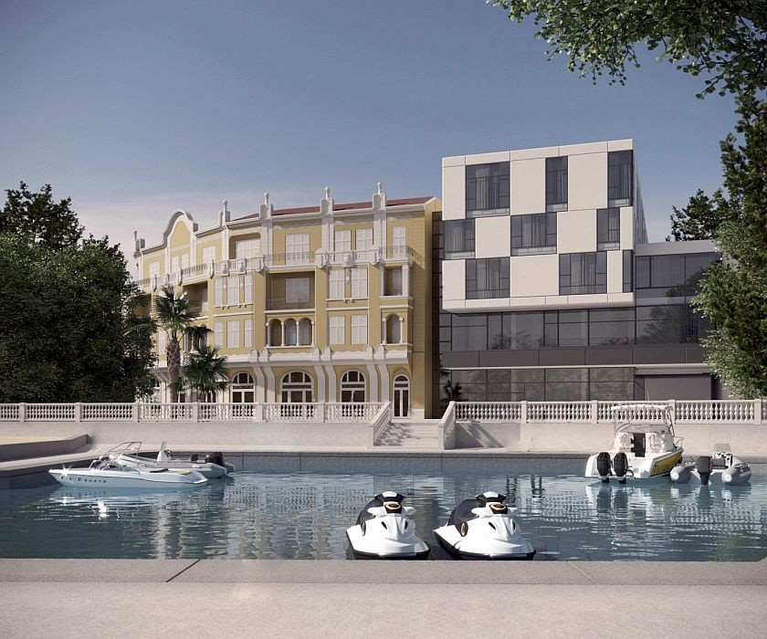 GRAND OPENING IN CRIKVENICA: NEUES 5* HOTEL MIRAMARE