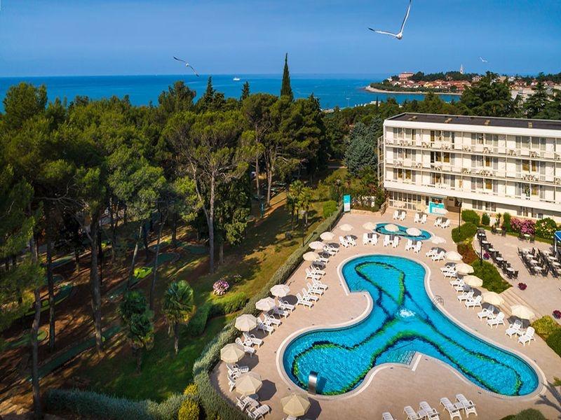 Aminess Laguna Hotel- Novigrad