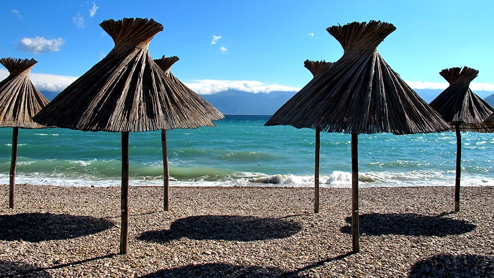 Beach and more  on the northern adriatic