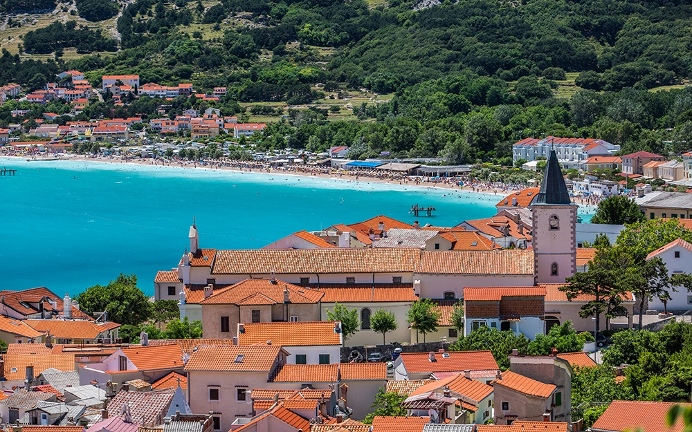 Insel Krk-Baška:Ihr attraktive Urlaubsziel