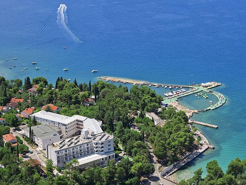 Air  view   hotel   malin