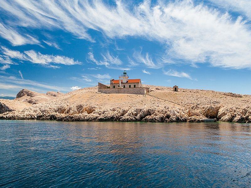 Die Insel und das Meer