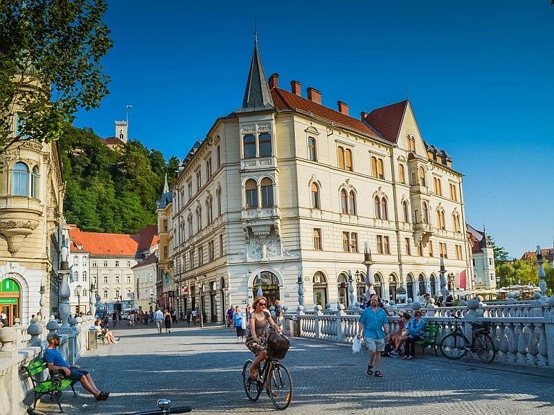 Ljubljana bridges