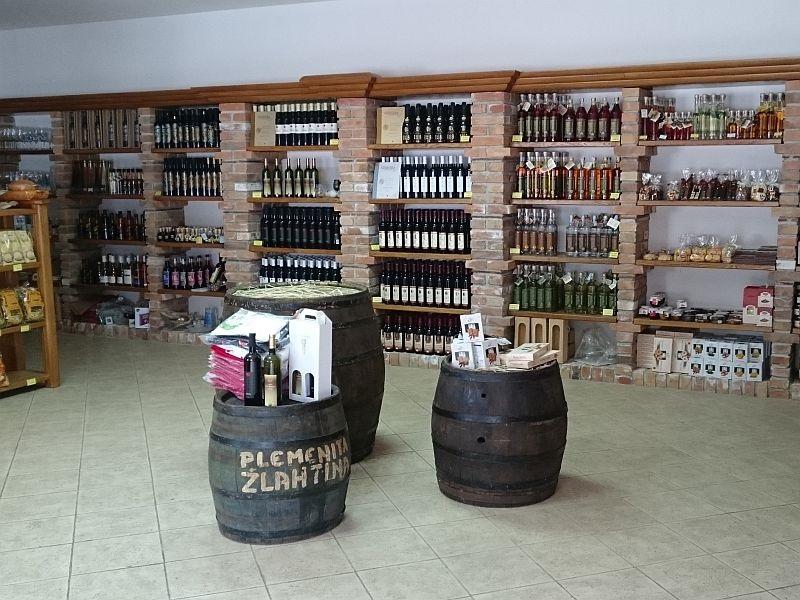 Weinkeller Pavlomir